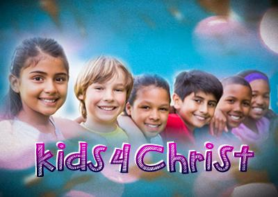 Ministerio de Ninos Kids 4 Christ