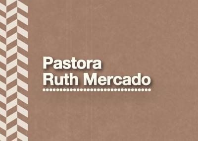 Pastora Ruth Mercado