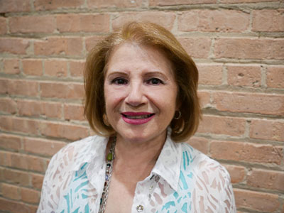 Carmen Roldan es la Lider del Ministerio Madres Levantando Vallado por sus hijos