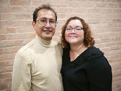 Manasés Rivera Líder del Ministerio de Adoración
