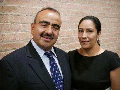 Pastores Eladio y Griselda Gutiérrez