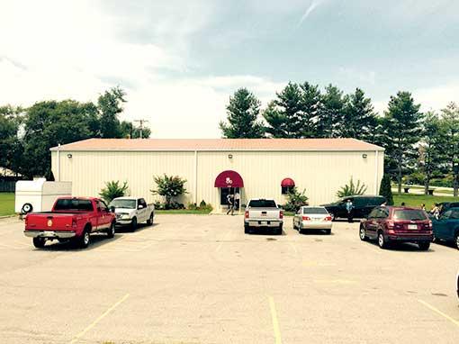 Iglesia Rebaño Kentucky