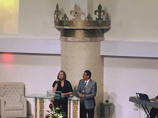 Iglesia Rebaño Carolina, Puerto Rico